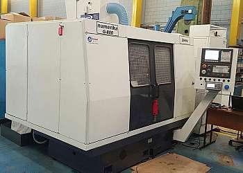 Centro de usinagem cnc para molde