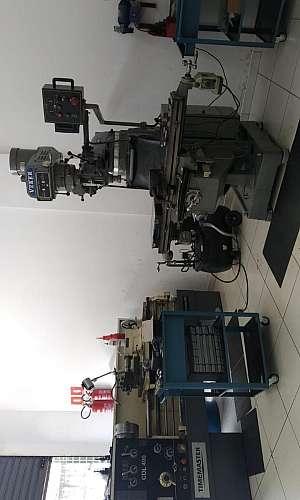 Empresa de usinagem de peças sob medida