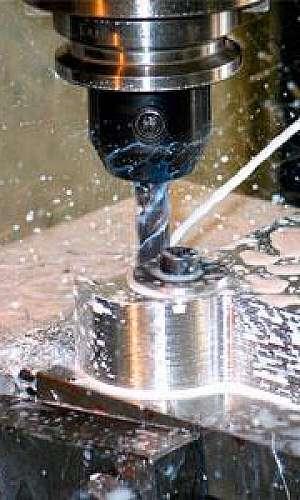 Empresas de usinagem de peças