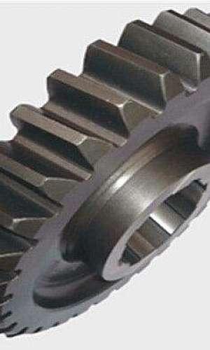 Engrenagem industrial cilíndrica