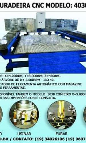 Fabricante de fresadora cnc