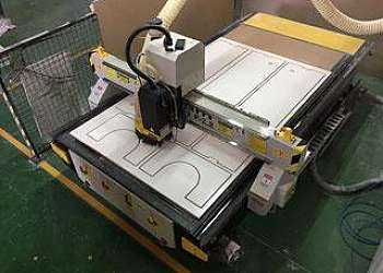 Mini fresadora CNC 24.000 rpm