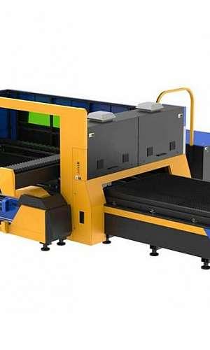 Máquina de corte a laser para aço preço