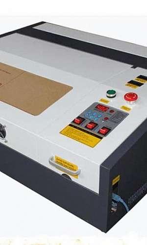 Máquina de corte e gravação a laser preço