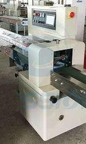 Máquina de embalagem plástica