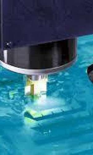 serviço de usinagem por eletroerosão a fio