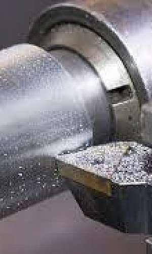 serviços de usinagem de aço inox