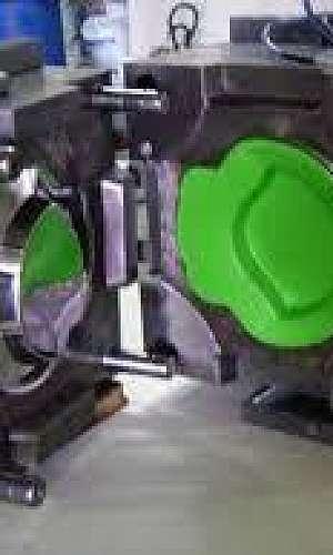 usinagem de moldes e matrizes plásticos