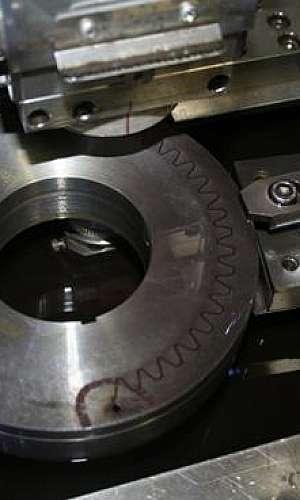 usinagem de peças de precisão