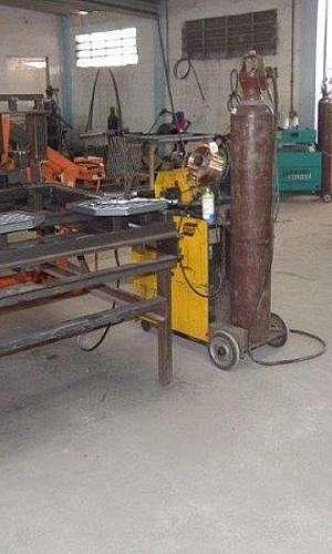 Usinagem de projetos industriais