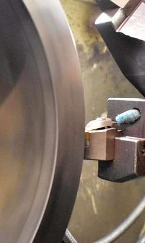 Usinagem em torno mecânico