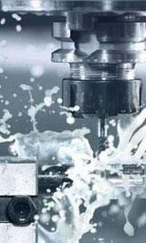 Usinagem industrial de precisão