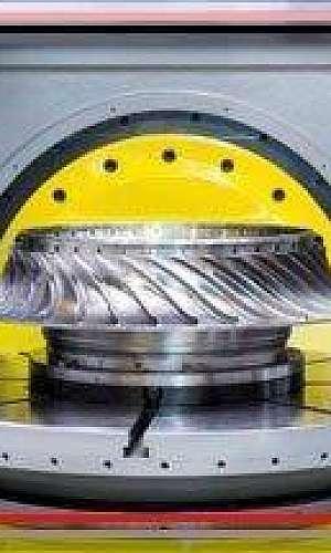 Usinagem mecânica pesada
